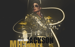 Michael Jackson Wall by RateD09