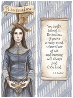 Ravenclaw Bookmark by Achen089