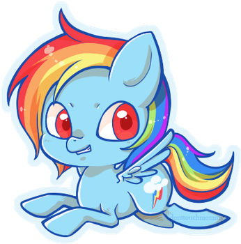 Dash by donttouchmommy