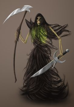 The Reaper by StormXF3