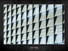 SQUARE WINDOWS by ANOZER
