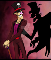 C.O: Waluigi Has Friends On The Other Side by The-PirateQueen