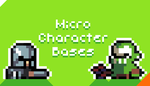 Micro Character Bases - Humans vs Orcs by TheKasparrr