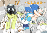 Dramatical Murder - Clear by Erumi-n