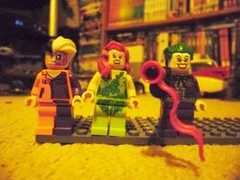 Rogues Gallery 3 by Pho-TasticMathew