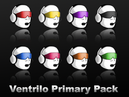 Ventrilo Primary Pack by captain236