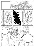 Page Two uncolored W/o Text by REMWalker