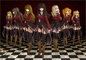 Umineko: Seven Stakes by StainGlass