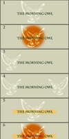The Morning Owl - Logo- by Squall-Kaihane