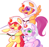 CMC - Turret GO GO! by Portal-Pie