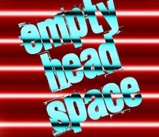 empty head space logo by BigKrap