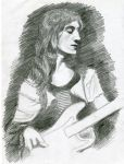 John Deacon by PrinceSsCarmilla