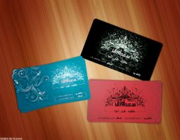 SaadAvaran Bussines Card by MeyGraph