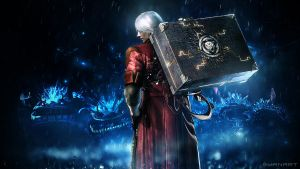 Devil May Cry 4 - Pandora Wallpaper by TheSyanArt