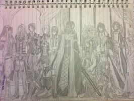 The Twelve Holy Knights by TwelveHolyKnights