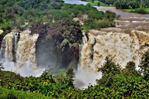 Blue Nile Falls 2 by CitizenFresh