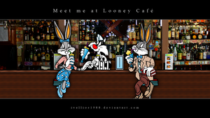 Meet me at Looney Cafe by Ivellios1988