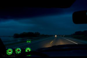 Night Drive by ColeJA