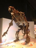 My time at the Houston museum part 3 by Joel-Cevallos