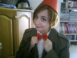 Doctor who- Female Elventh Doctor cosplay by Artieukchan
