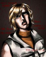 Heather from Silent Hill 3 by Razia