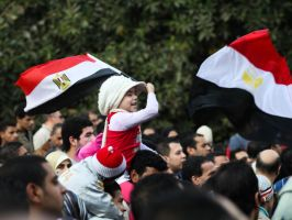 Egyptian Revolution 4 by HossamRashad