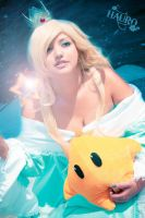 Rosalina and Luma by HauroCosplay