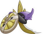 POKE - Sanglamore the Aegislash by KrystalKream