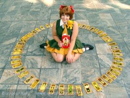 Card Captor Sakura by yuffieleonheart