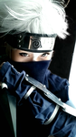 [Casual] Naruto- Young Kakashi Hatake Cosplay by SpicaRy