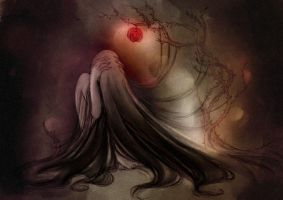 My violent heart by Piromanova