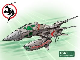 XF-421 by TheXHS
