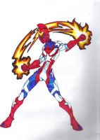 The new Iron Patriot by FrischDVH