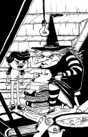 busy witch by sofmer
