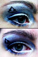 AC3 inspired eyeshadow by hiropon056