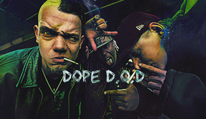Dope D.O.D by React1v