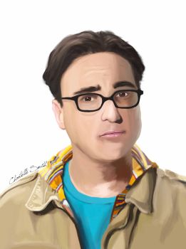 BIG BANG THEORY - LEONARD by TaintedMisshap