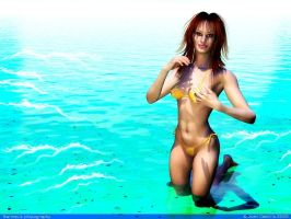 Swimsuit photography by rlcwallpapers
