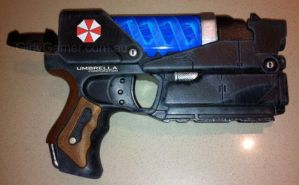 Nerf Switch Shot Resident Evil by GirlyGamerAU