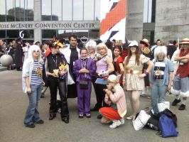 Yu-Gi-Oh Peeps Rule by AtemsGirl4ever
