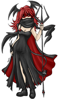 Gaia Online: LadyMax 2 by Miserie