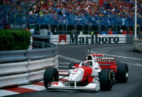 David Coulthard (Monaco 1996) by F1-history