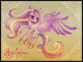 Cadance by Turonie