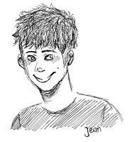 Jean- Smile! by CopperFishy