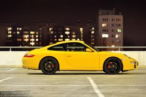 Carrera S - 3 by Dhante