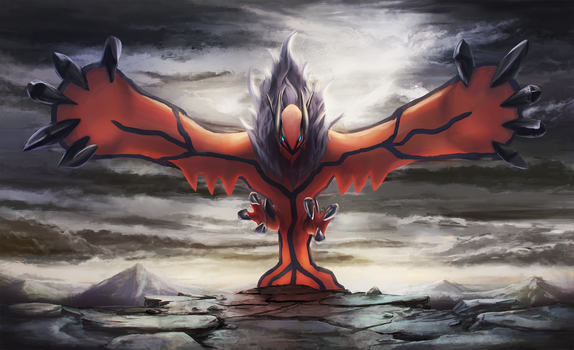 Rise of Yveltal by Dekus