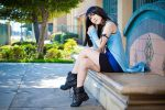 Rinoa - Eyes on Me by Honey-and-Matsuki