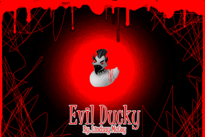 Evil Ducky by Annortha