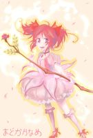 Madoka Kaname by My-Magic-Dream