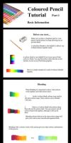 Coloured Pencil Tutorial Prt 1 by rehabilitative
